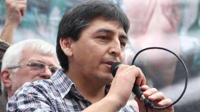 El sindicalista acusado por la agresión contra Mauricio Macri se hizo cargo del