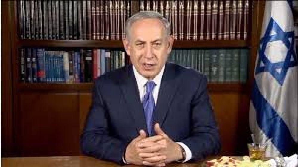 """Tras el discuso de Kerry, Netanyahu: """"Es una gran decepción"""""""