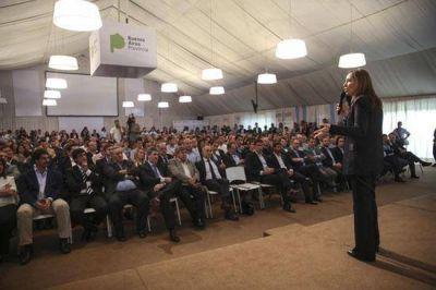 Luciani en el gabinete ampliado de Vidal