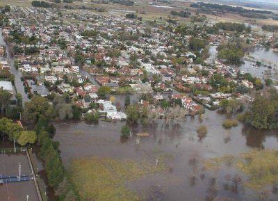 El Gobierno nacional asignará fondos a Pergamino por las inundaciones