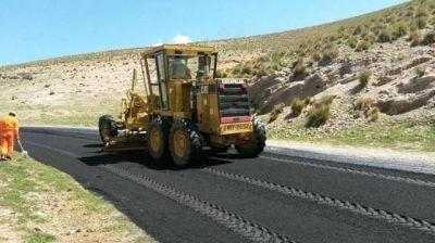 Por el turismo y el Dakar, comenzaron a reparar la ruta entre Tafí del Valle y Amaicha