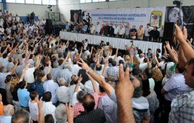 La rosca previa al Congreso provincial del PJ