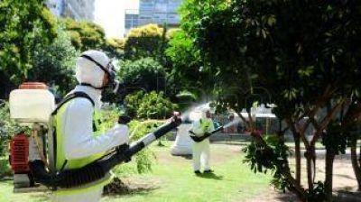 Las autoridades sanitarias confían que en 2017 se reducirán los casos de dengue