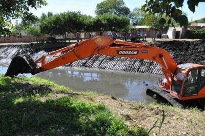 Mejoran la infraestructura pública de Barrio Obrero