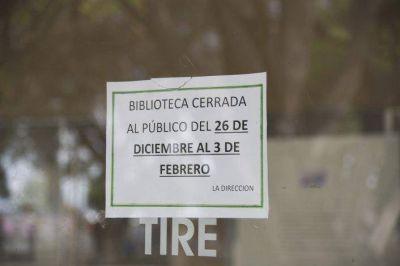 El CIP permanecerá cerrado hasta febrero para reparar el suministro de agua potable