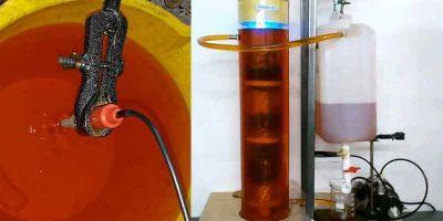 Crean catalizador para limpiar aguas contaminadas de la industria