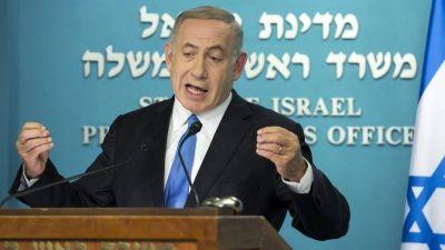"""Netanyahu cruzó a Kerry: """"No necesitamos recibir lecciones"""""""