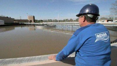 El gobernador tiene a la firma el aumento de la tarifa del agua