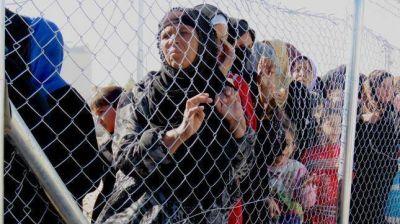 Unas 137.000 familias debieron abandonar sus casas en Mosul