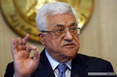 Abbas está dispuesto a volver a las negociaciones de paz, pero mantiene sus condiciones