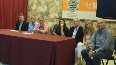 Schiaretti anunció una inversión millonaria en obras para Carlos Paz