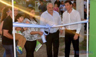 El Gobierno hizo entrega de 200 viviendas en la Capital