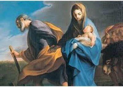 """La Sagrada Familia """"es el misterio del que beben las familias cristianas para renovar su esperanza y su alegría"""" dice el Papa en Amoris Laetitia"""