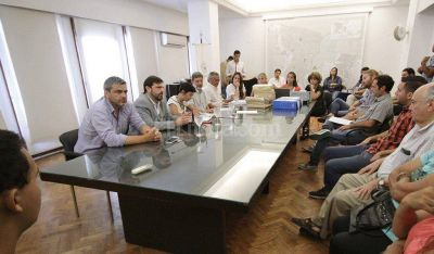 Nación invertirá más de $ 285 millones para mejorar íntegramente Coronel Dorrego y Guadalupe Oeste