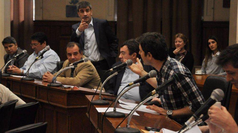 El Concejo Deliberante aprobó el Presupuesto 2017: será de 3.500 millones de pesos