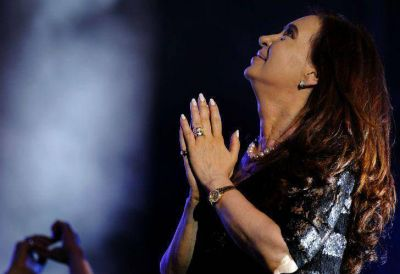 La irónica reacción de Cristina ante la reapertura de la denuncia