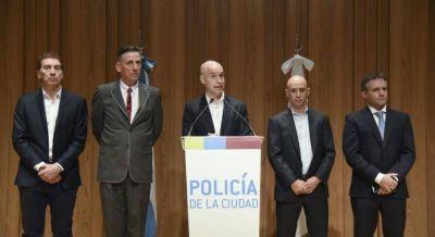 Larreta le prometió a Macri que a partir de enero terminará con los piquetes