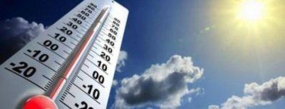 Alerta amarilla en la Ciudad de Buenos Aires por la ola de calor