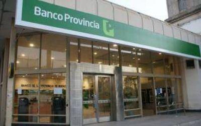 El Banco Provincia anunció créditos blandos para los inundados