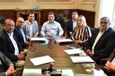 Ritondo y Vidal sumaron 4 municipios más a la unificación de las policías Comunal y Local
