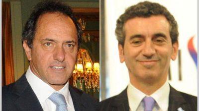 Randazzo y Scioli en busca de una revancha electoral