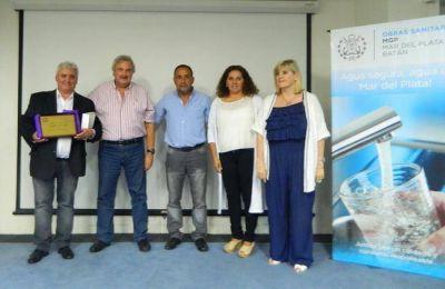 OSSE cerró el año homenajeando a los jubilados