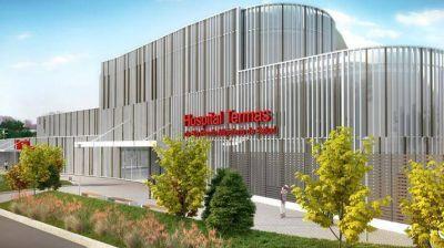 La gobernadora anunció la construcción de un hospital de alta complejidad en Río Hondo