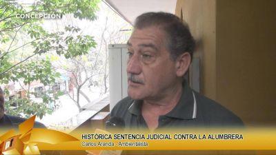 Histórica sentencia judicial contra minera Alumbrera