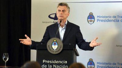 Macri y la inseguridad: