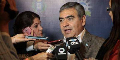 Alfaro recurrirá a la Justicia por los fondos de coparticipación que le debe el Gobierno provincial