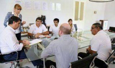 Casa Garrahan: el municipio rubricó convenio para eximición de impuesto