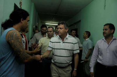 """Peppo aseguró que convertirá al sistema penitenciario en """"un verdadero instituto de reinserción social"""""""
