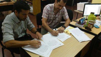 EMSA y sindicato rubricaron acuerdo en Ministerio de Trabajo
