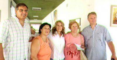 Abarca,Lorden y Lissalde entregaron más de 100 mil pesos en subsidio a Instituciones