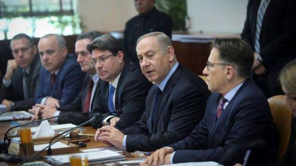 Netanyahu temería más medidas antiisraelíes en el Consejo de Seguridad antes de la salida de Obama