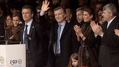 Mauricio Macri viajará a España en febrero