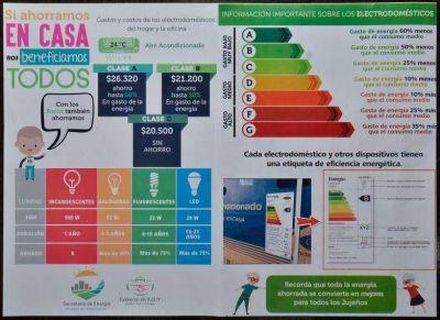 """AHORRO ENERGÉTICO: LANZARON EL PROGRAMA """"ENERGÍA YO TE CUIDO"""""""