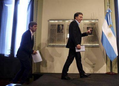 Macri quiere fusionar áreas para recortar el gasto estatal