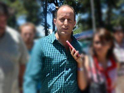 """Martín Insaurralde: """"Venimos de haber perdido las presidenciales, ahora es tiempo de maduración"""""""