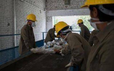 General Viamonte: Ponen en marcha centro de tratamiento de residuos urbanos