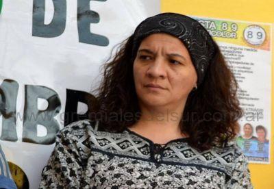 """""""Estamos preparados para continuar esta pelea de recuperación de derechos"""", Verónica Andino"""