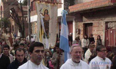 "Padre Goyo: ""Me va a costar irme pero es la voluntad de Dios"""