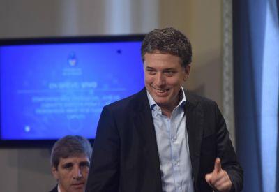Nicolás Dujovne definió su equipo para el Ministerio de Hacienda