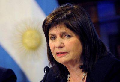 Flores: Patricia Bullrich afirmó que la cifra de homicidios bajó durante 2016