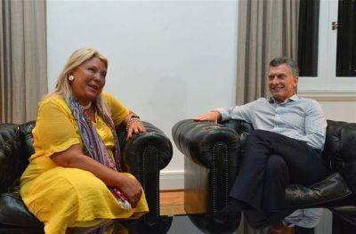 Carrió negó disidencias con el Presidente por Lorenzetti