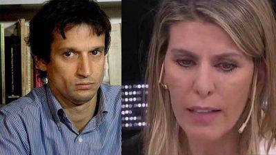 ''Diego Lagomarsino está mintiendo, hay gente que lo está protegiendo''