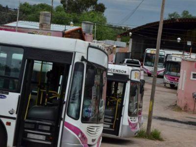 Dirigentes de la UTA Nacional llegarán a San Luis por el conflicto de transporte