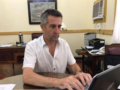 """""""Si vos me pedís que te ayude no me podés hacer un paro"""", argumenta el Secretario de Gobierno de Chascomús ante el nuevo Paro Municipal"""
