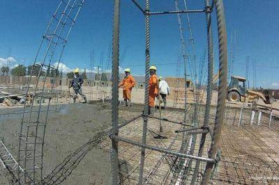 Construcción: en el primer semestre estiman recuperar 1.200 empleos