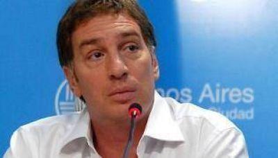 Santilli encabeza la campaña de prevención del dengue